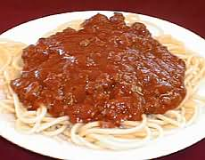 All About Dehydrated Mixes - Pasta Pizza Sauce Mix Prepared
