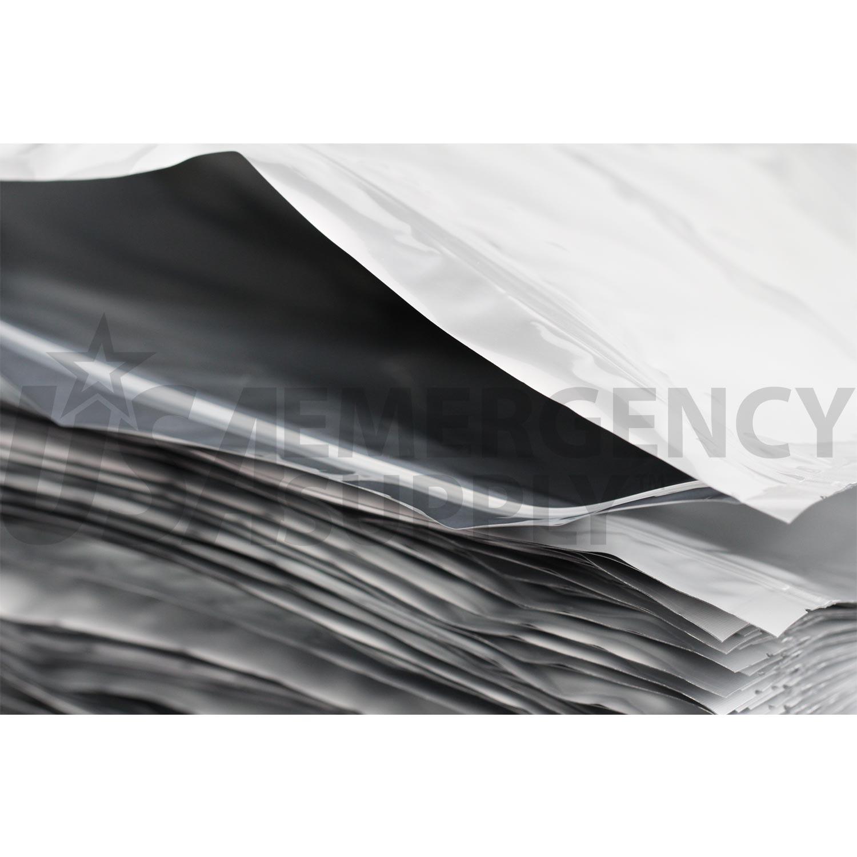 1 5 Gallon Mylar Bag With Ziplock | USA Emergency Supply