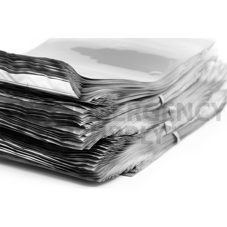 1 Gallon Mylar Bag With Ziplock | USA Emergency Supply