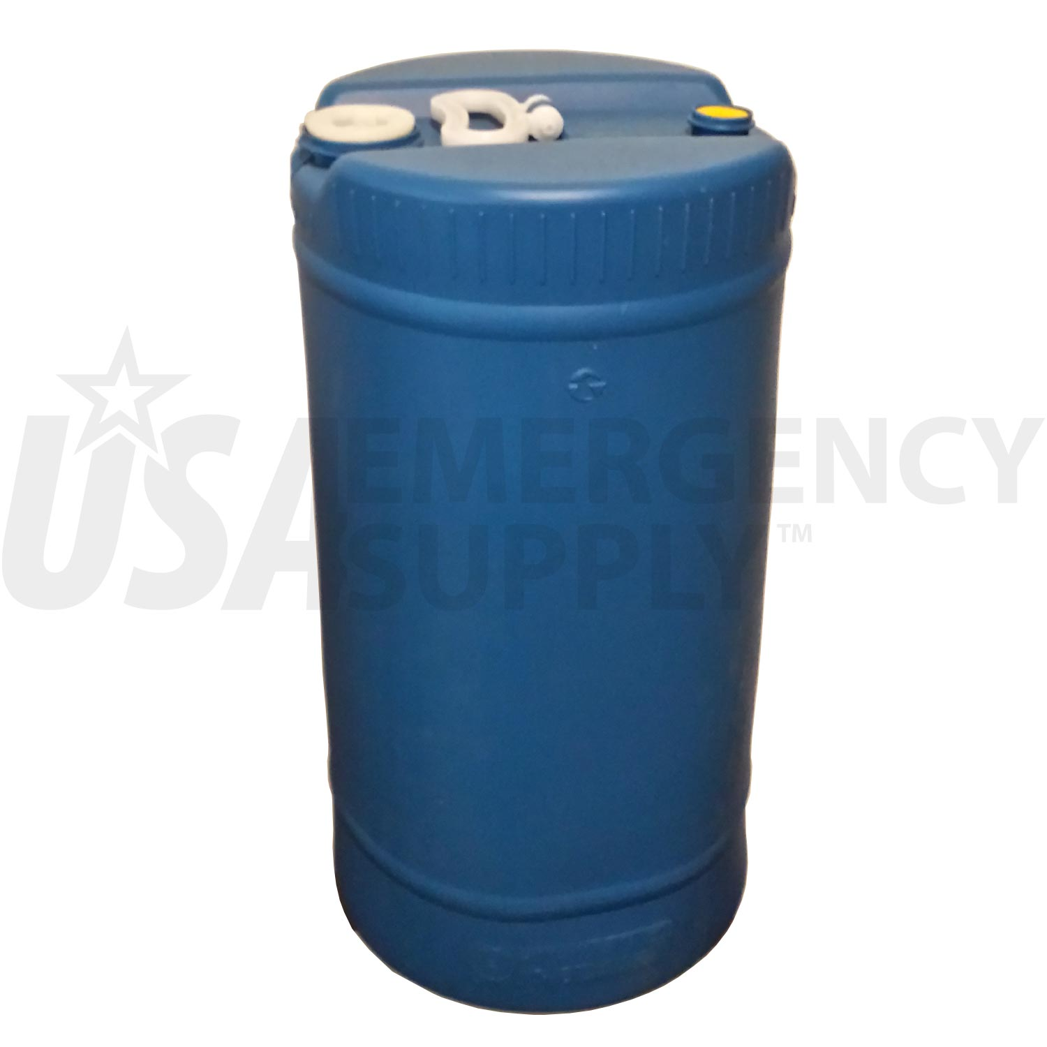 Fifteen Gallon Water Container Usa Emergency Supply