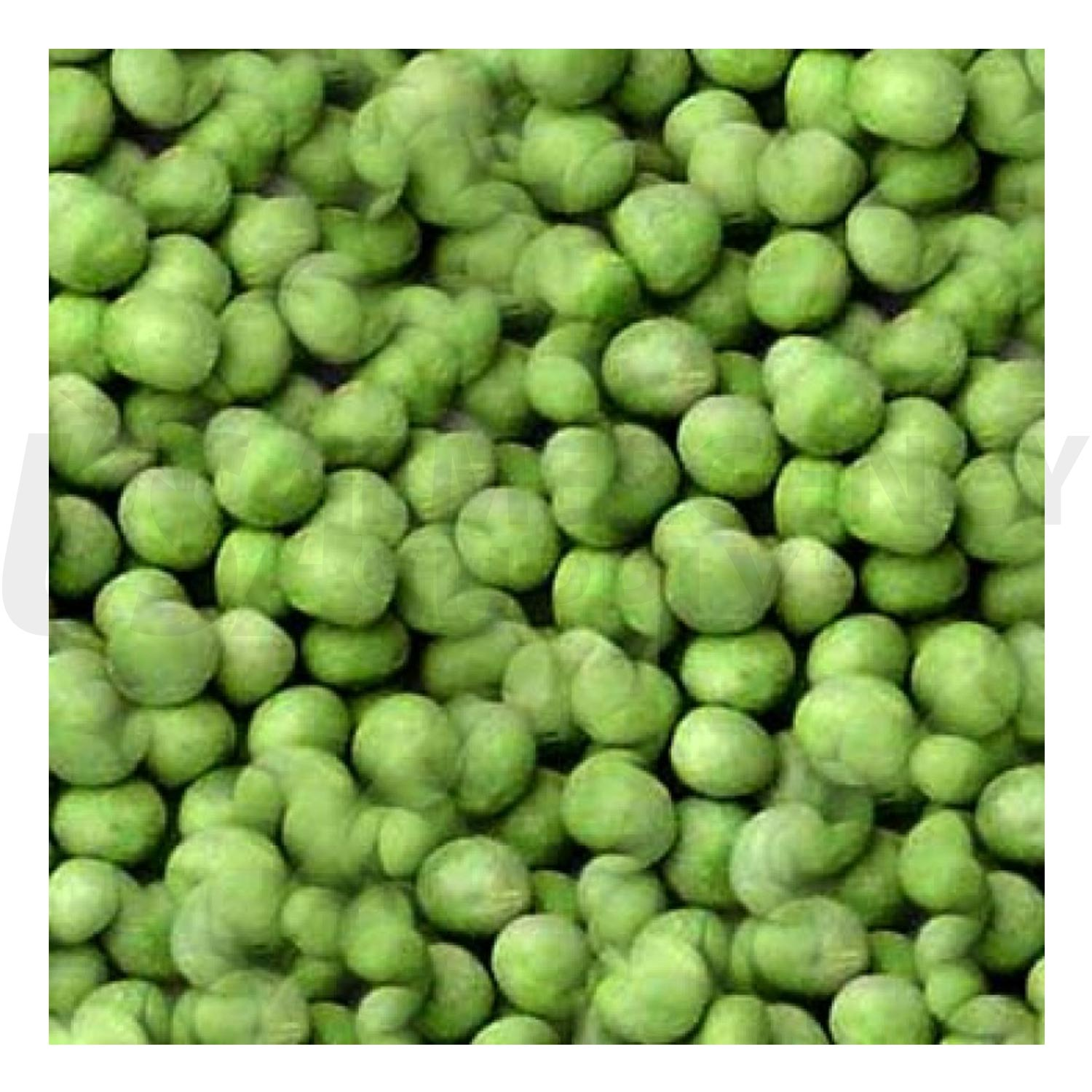 Freeze Dried Garden Peas Rainy Day Foods Number 2.5 Can | USA Emergency Supply