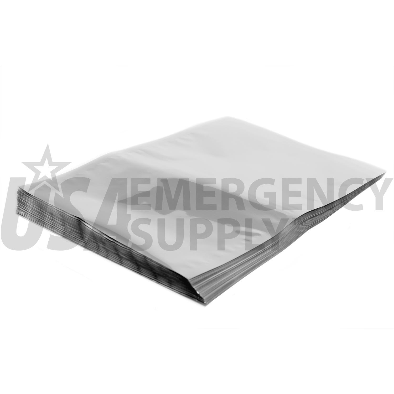 Half Gallon Mylar Bag Usa Emergency Supply