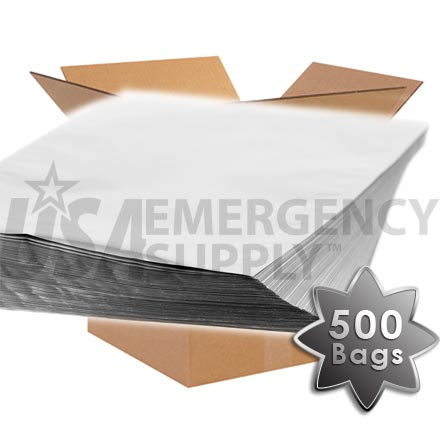 1 Gallon Mylar Bags 5 4 Mils 10in X 16in Case Of 500