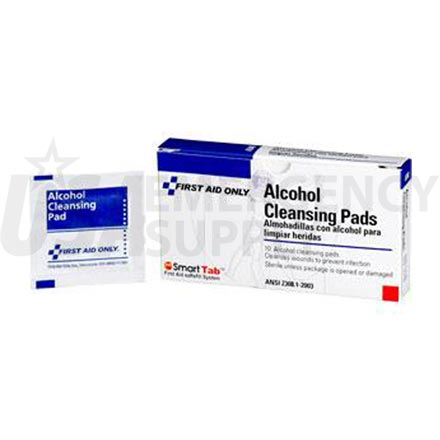 Alcohol Cleansing Pad - 10 per box
