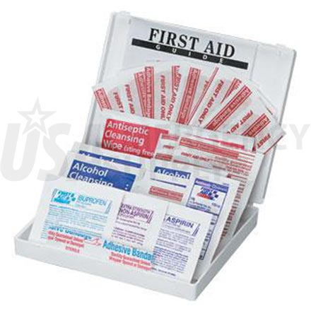 All Purpose First Aid Kit, 33 pc - Mini