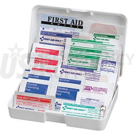 all purpose first aid kit 48 pc small