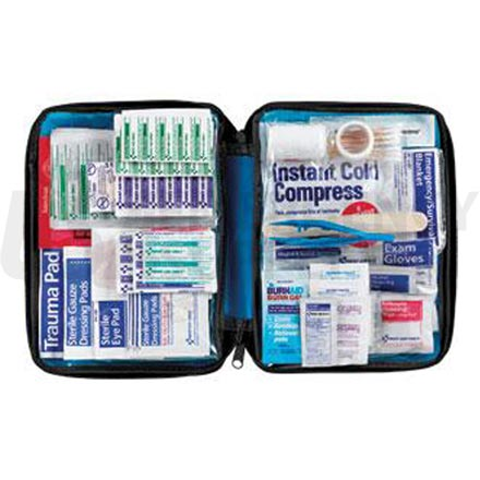 All Purpose First Aid Kit, Softsided, 200 pc - Large