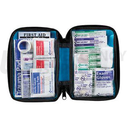 All Purpose First Aid Kit, Softsided, 81 pc - Medium