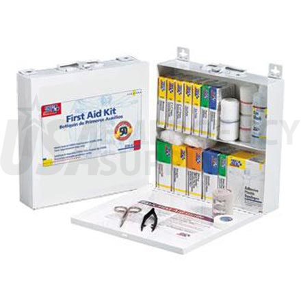Bulk First Aid Kit - 50 Person Metal case