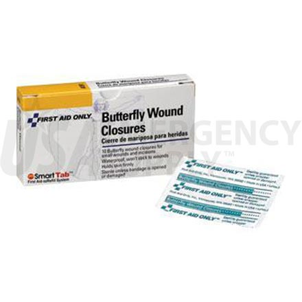 Butterfly Wound Closure, Medium - 10 per box