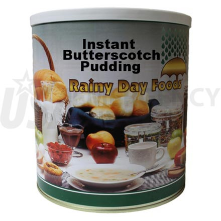 Mix - Butterscotch Pudding 76 oz. #10 can