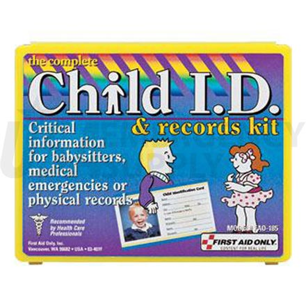 Child I.D. and Records Kit - Mini