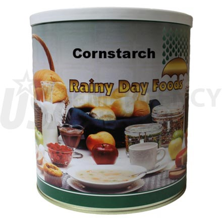 Cornstarch 68 oz. #10 can