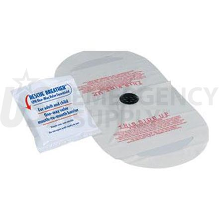 CPR Faceshield - 1 per box