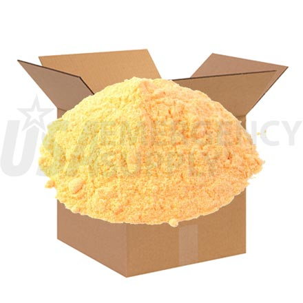 Cheese - Dehydrated Cheese Blend 50 lb. bag