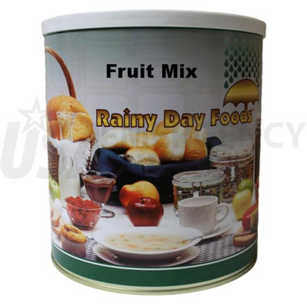 Fruit Mix - Dehydrated Fruit Galaxy 44 oz. #10 can