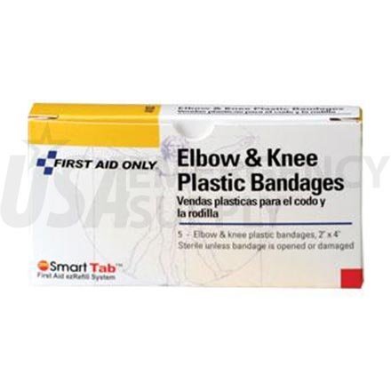 Elbow and Knee Bandage, Plastic 2