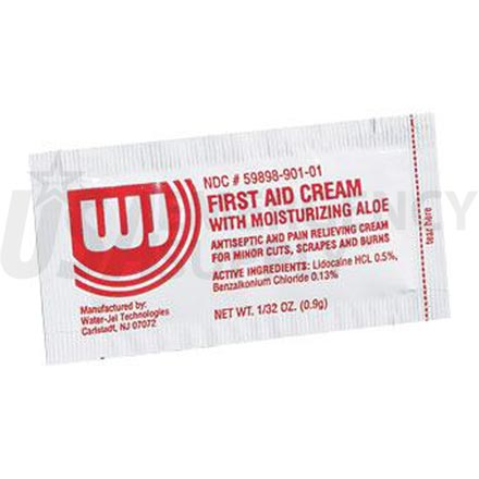 First Aid/Burn Cream, .9 gm. - 10 per box