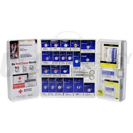 General Business Workplace First Aid Cabinet - Plastic