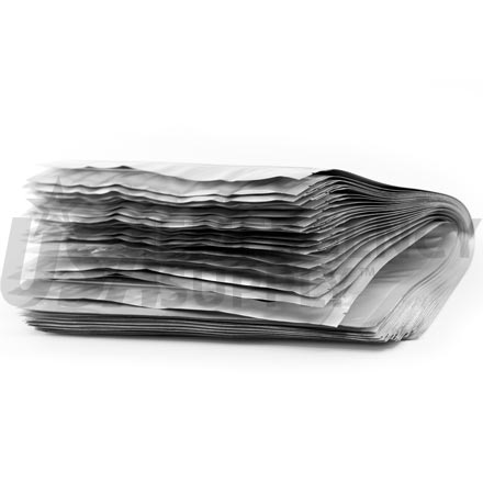 Mylar Bags - Mylar Food Storage Bag with Ziplock 8in. x 12in. X 4in. (5.4 mils thick)