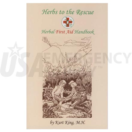 Emergency Book - Herbs to the Rescue