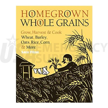 Emergency Book - Homegrown Whole Grains