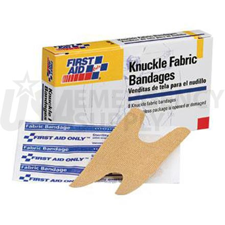 Knuckle Bandage, Fabric - 8 per box