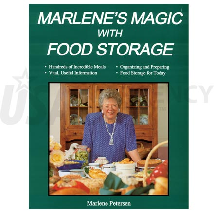 Cookbook - Marlene's Magic With Food Storage