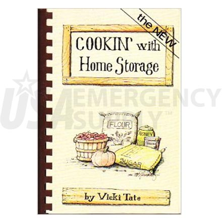 Cookbook - New Cooking with Home Storage