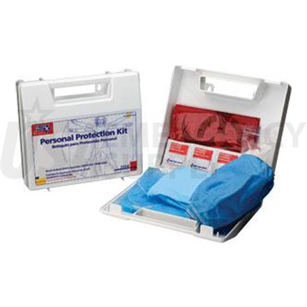 Personal Protection Kit - Plastic case