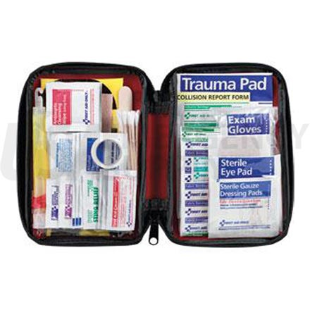 Softpack Auto First Aid Kit, 104 pc