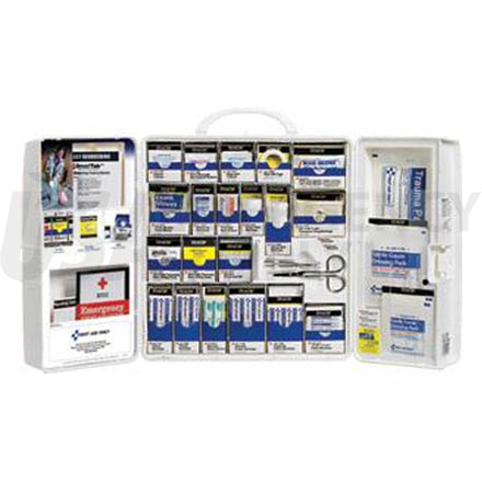 Standard Business Cabinet with Medications - Plastic, FAO Managed Refills