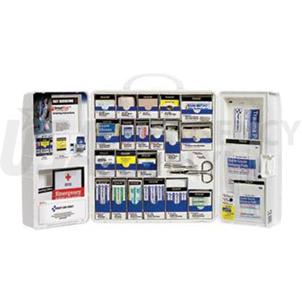 Standard Business Cabinet with No Medications - Plastic, FAO Managed Refills