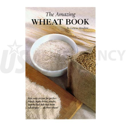 Cookbook - The Amazing Wheat Book