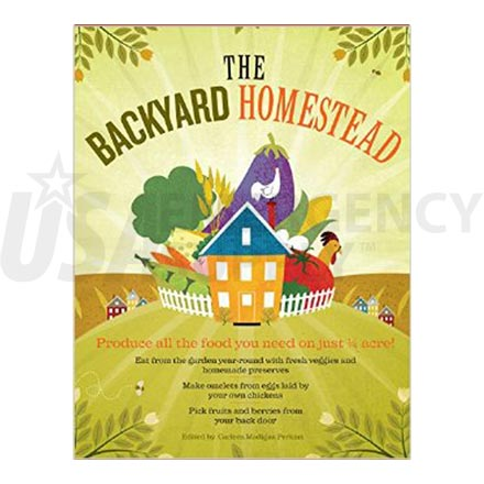 Emergency Book - The Backyard Homestead