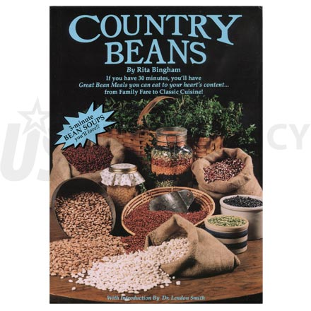 Cookbook - The Country Bean Cookbook