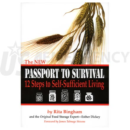 Emergency Book - The New Passport To Survival
