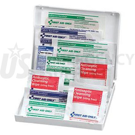 Travel First Aid Kit, 17 pc - Mini