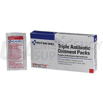 Triple Antibiotic Ointment - 10 per box