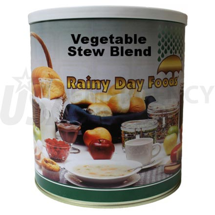 Soup - Vegetable Stew Blend 6 x #10 cans